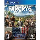 [哈GAME族]免運費 可刷卡●對抗邪教捍衛家園●PS4 極地戰嚎 5 中文一般版 Far Cry 5 實體光碟