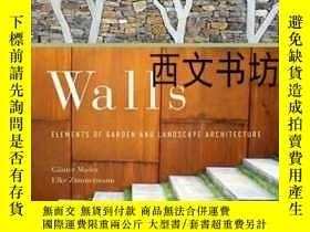 二手書博民逛書店【罕見】2011年 Walls: Elements Of Gar