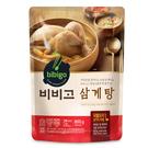 【CJ 】bibigo蔘雞湯800gx2隻雞~加熱即時超便利