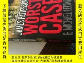 二手書博民逛書店英文原版罕見WORST CASE 最差案Y160831
