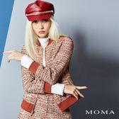 MOMA 小香風毛呢夾克