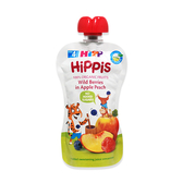 HiPP喜寶 有 機水果趣-水蜜桃野莓100g[衛立兒生活館]