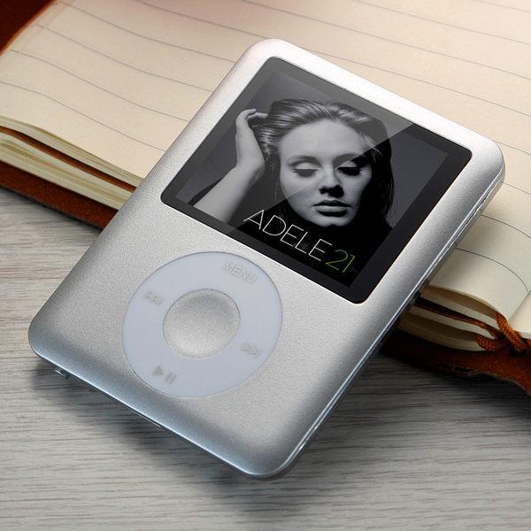 MP3MP4音樂播放器迷你學生隨身聽可愛超薄有屏小說電子書運動MP5 生日禮物