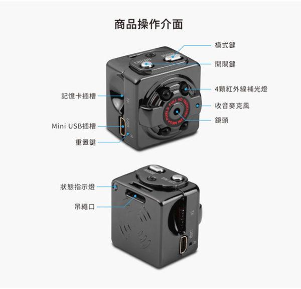 【網特生活】全視線 G100 超迷你骰子型微型行車記錄器 FullHD 1080P(transitions行車紀錄器)