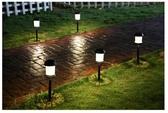 翰文太陽能戶外燈草坪燈LED地插景觀庭院花園別墅防水裝飾燈QM 藍嵐