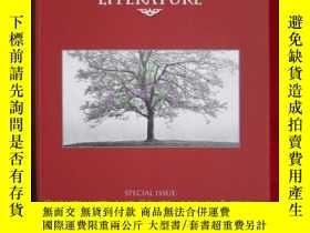 二手書博民逛書店Christianity罕見and Literature【Vol