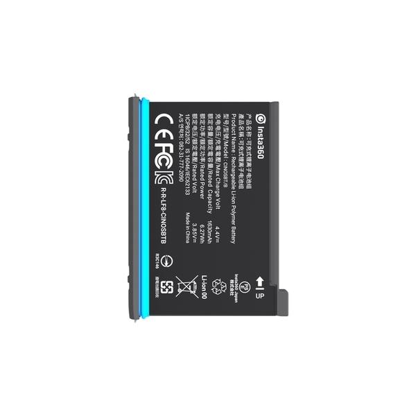 預購 *3C LiFe* INSTA 360 ONE X2 原廠電池 公司貨