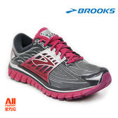 【BROOKS】女款穩定型慢跑鞋 Glycerin 14  - 灰紅色(171D093) 全方位跑步概念館