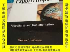 二手書博民逛書店Export Import罕見Procedures and Do