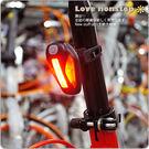 ☆樂樂購☆鐵馬星空☆自行車COB高亮度USB充電後燈(紅白黃光)*(P02-084)