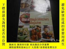 二手書博民逛書店BEST罕見OF WEIGHT WATCHERS MAGAZIN