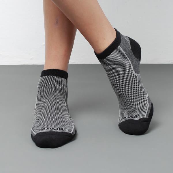 有效除臭襪子推薦-【aPure】除臭襪:黑多功科技運動襪(商品代號:S0100811)