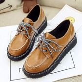 英倫鞋 英倫小單鞋女復古軟妹小皮鞋百搭鞋子女鞋潮 蒂小屋服飾  來襲