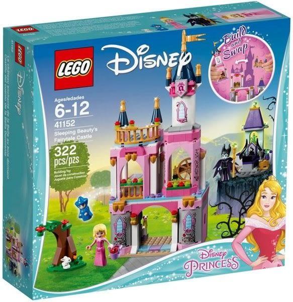 【LEGO樂高】DISNEY PRINCESS 睡美人的童話城堡 41152