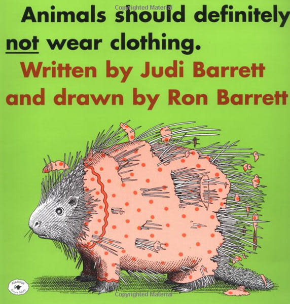 【麥克書店】ANIMALS SHOULD DEFINITELY NOT WEAR CLOTHING /單CD