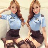 情趣內衣空姐服女主播制服性感女警OL職業裝角色扮演誘惑激情套裝