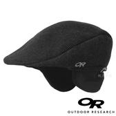 【OR 美國】Outdoor Research Pub覆耳羊毛狩獵帽『黑』243638 登山.露營.鴨舌帽.保暖帽.帽子