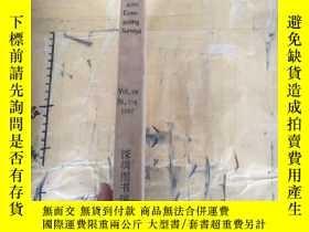 二手書博民逛書店acm罕見Computing Surveys.1997.NO.1