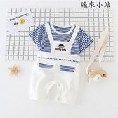 寶寶連體衣哈衣爬行服嬰幼薄款