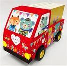 汽車玩具書(6冊合售)...