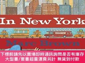 二手書博民逛書店In罕見New YorkY255174 Marc Brown Knopf Books For Young Re