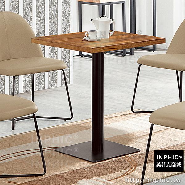 INPHIC-Steward-2尺木面四方餐桌/餐廳餐桌/工作桌/書桌/寫字桌_fQqb