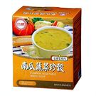 【台糖優食】南瓜蔬菜珍穀 盒裝x3入(22gx6包/盒) ~天然穀粉 奶素