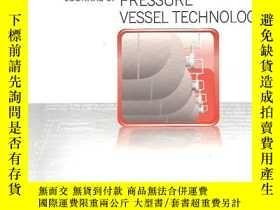 二手書博民逛書店pressure罕見vessel technologyY13822 ASME journal of ASME