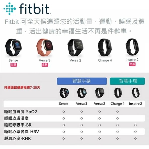 (年中慶+送酒精濕巾x1) 3C LiFe Fitbit Charge 4 進階版 健康智慧手環 GPS 血氧偵測 公司貨