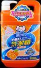 白象 小蘇打 洗潔精 冷壓柑橘油2000...