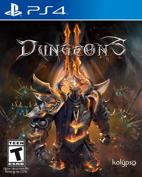 PS4 Dungeons 2 我是魔王:地城守護者 2(美版代購)