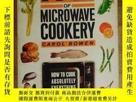 二手書博民逛書店英文原版罕見A-Z of Microwave Cookery by Carol Bowen 著Y278082