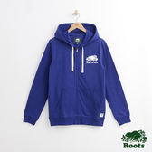 Roots - 男裝 - ROOTS 台灣系列連帽外套 - 藍色
