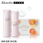 Kanebo 佳麗寶 煥采清爽化妝水乳液雙件組(2款任選)