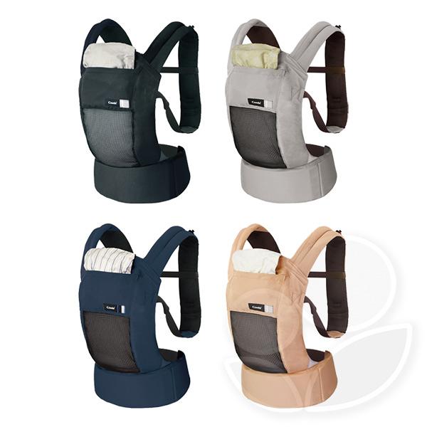 Combi 康貝 Join Mesh透氣減壓腰帶式背巾 (4色可選)【佳兒園婦幼館】