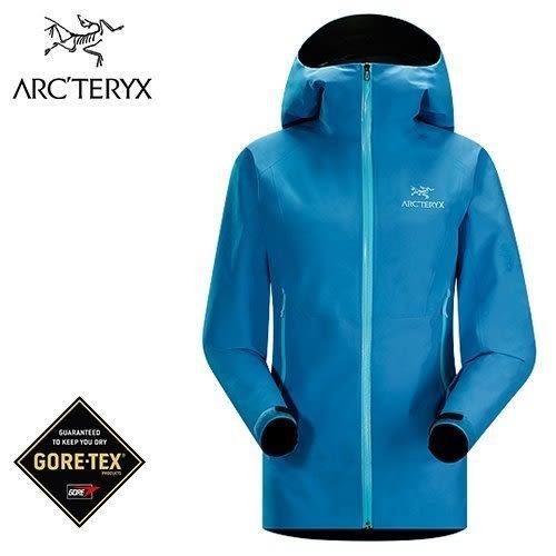 丹大戶外【Arc'teryx】始祖鳥 女款Gore-Tex滑雪登山外套 5013510969SA 聖特里尼島