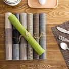 約翰家庭百貨》【AG342】簡約歐式可剪裁隔熱餐墊 隔熱墊 西餐墊 防燙碗墊 餐桌墊  7色