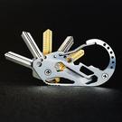 鑰匙圈 多功能鑰匙夾 賓士鑰匙 鑰匙套 ...