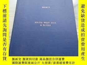二手書博民逛書店THE罕見TIMES ATLAS OF THE WORLD MID - CENTURY EDITION V