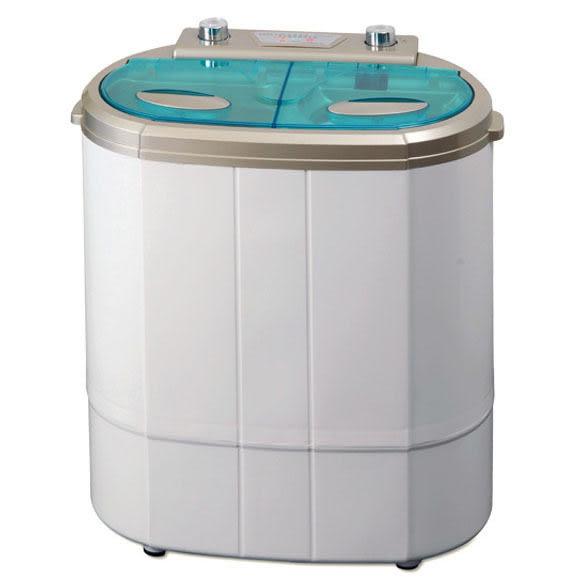^聖家^ZANWA 晶華 3.2 公斤電腦自動雙槽洗衣機 ZW-32S【全館刷卡分期+免運費】