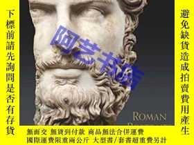 二手書博民逛書店Roman罕見Portraits: Sculptures in