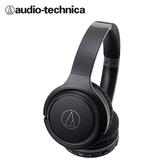 【audio-technica 鐵三角】ATH-S200BT 藍牙耳罩式耳機(黑)