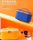 化妝包 女大容量便攜ins風超火手提旅行收納箱品專業化妝師跟妝盒 艾維朵
