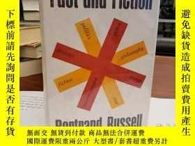 二手書博民逛書店Fact罕見and Fiction by Bertrand RussellY94537 Bertrand Ru