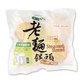 老麵黑糖饅頭(4入)-統一生機