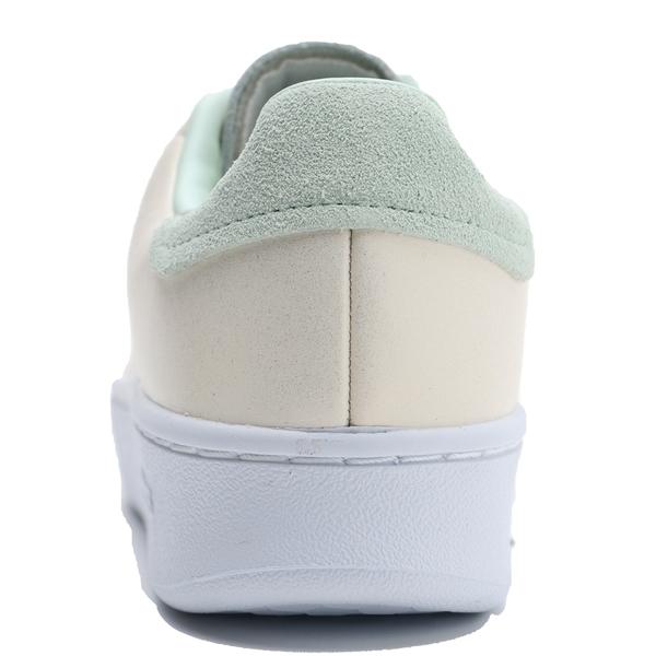 ADIDAS ADVANTAGE BOLD 米白 薄荷綠 皮革 亮粉 休閒鞋 女(布魯克林) EH2056