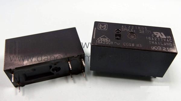 *大朋電子商城*Panasonic ALZ21B05 繼電器Relay(5入)