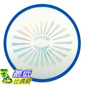 [美國直購] Aerobie B004WG3B04 Superdisc Ultra Disc 圓形 飛盤 一入裝