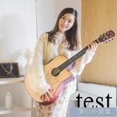 吉他38寸民謠吉他40寸41寸初學者吉他新手入門練習琴男女通用YYJ 育心小賣館
