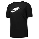 Nike AS W NSW Essntl Tee Boy Futura 女 黑 休閒 短袖 DB9828-010